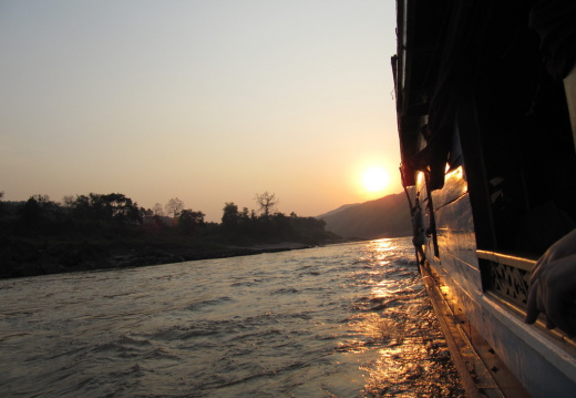 Golden River Mekong